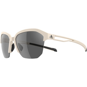 adidas Exhale Glasses raw white/grey
